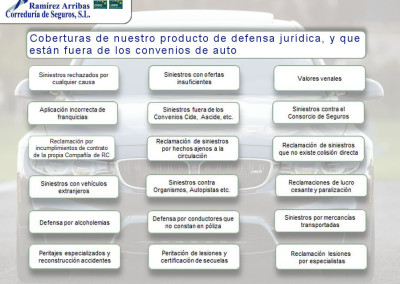 INFOGRAFÍA DEFENSA JURÍDICA AUTOS