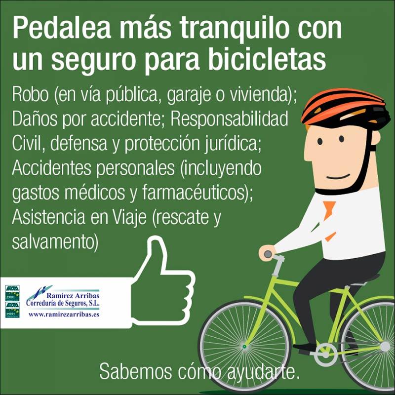 meme Seguros para Bicicletas