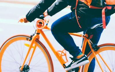 Ciclistas y bicis mejor protegidos