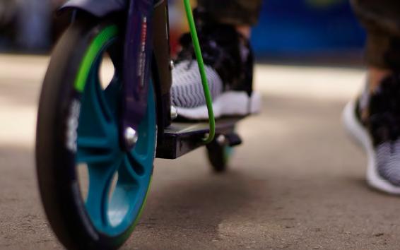 seguro patinetes eléctricos
